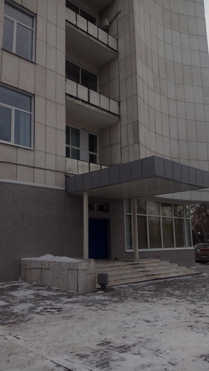 Фотография. Фасад на Гагарина 56. Лист 1