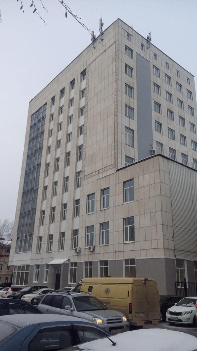 Фотография. Фасад на Гагарина 56. Лист 3