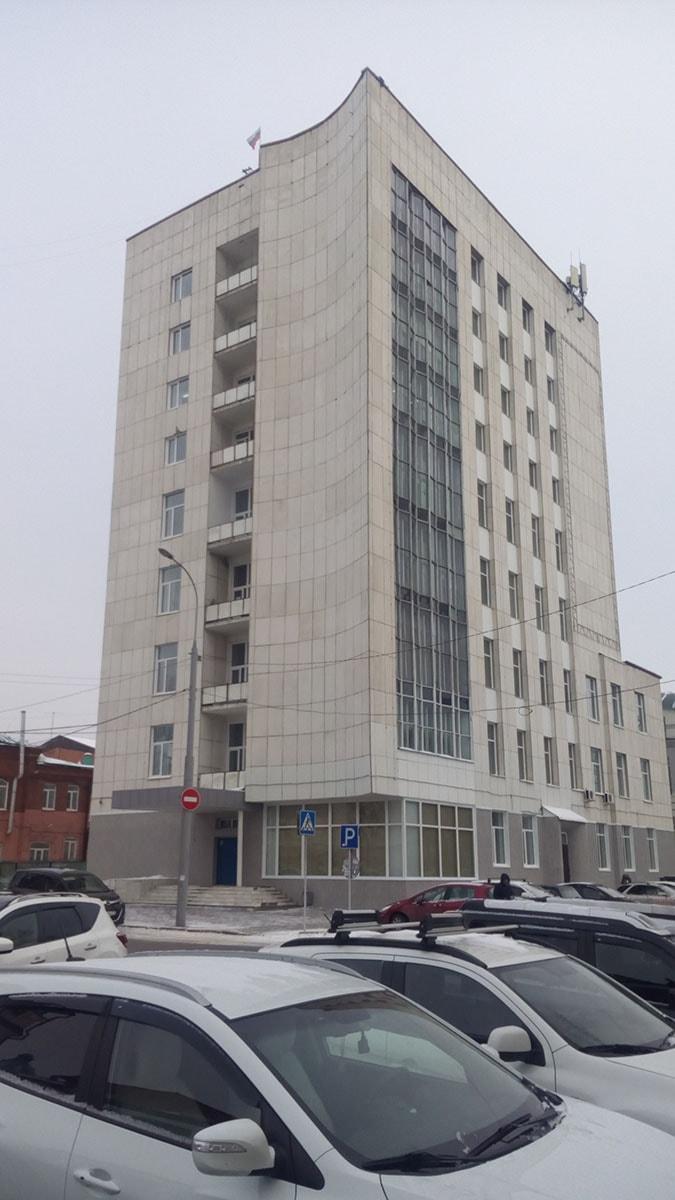 Фотография. Фасад на Гагарина 56. Лист 4